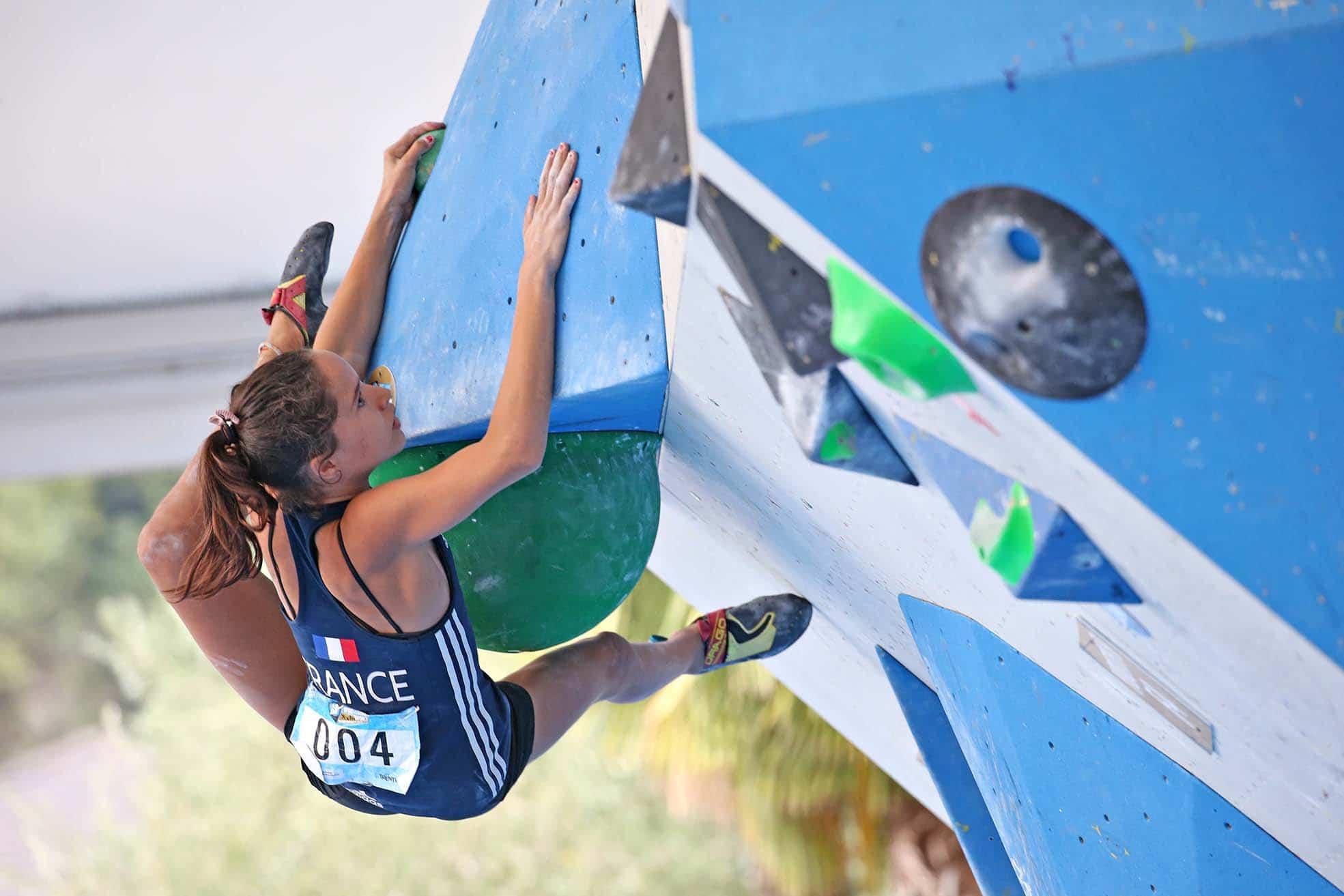 Annulation des championnats du monde jeunes d'escalade de Voronezh 2020