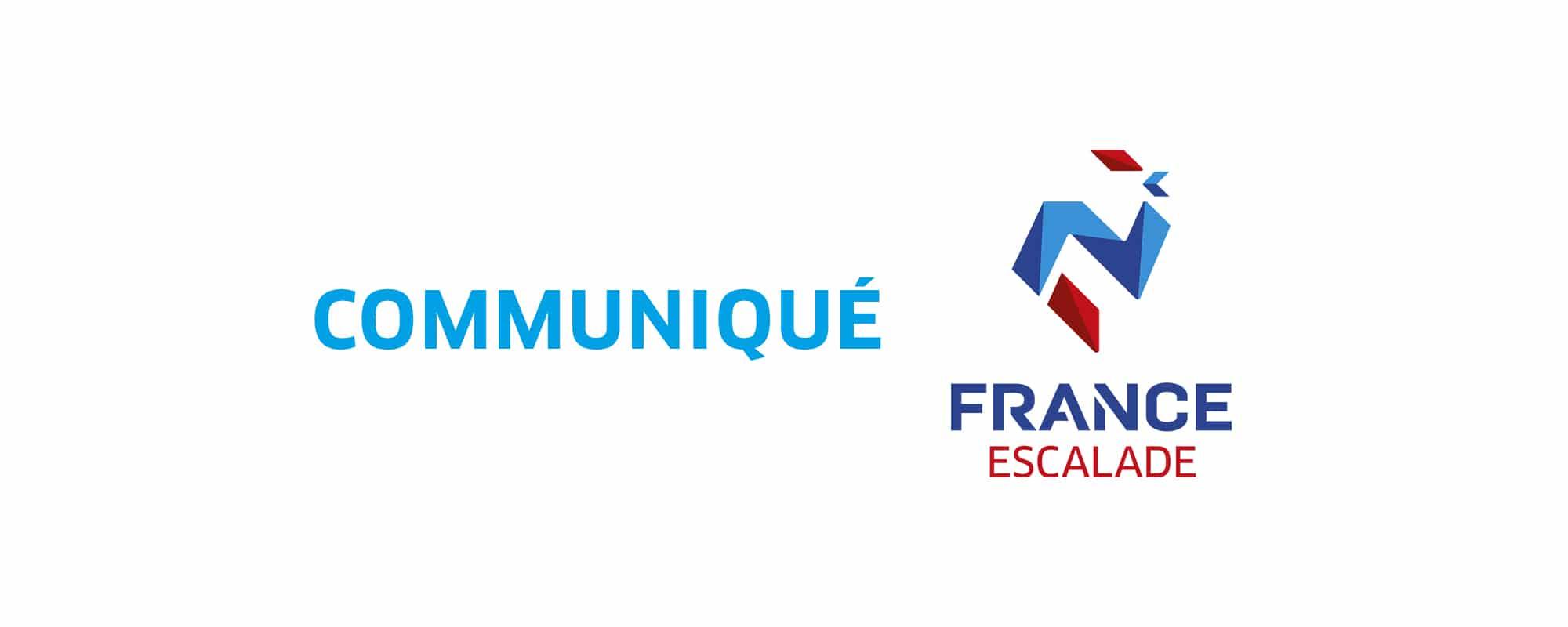 Changement à la tête de l'équipe de France d'escalade de bloc