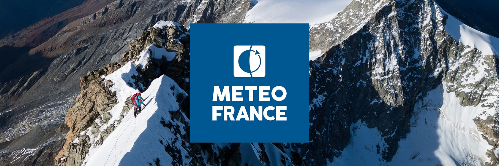 Production Météo-France en montagne