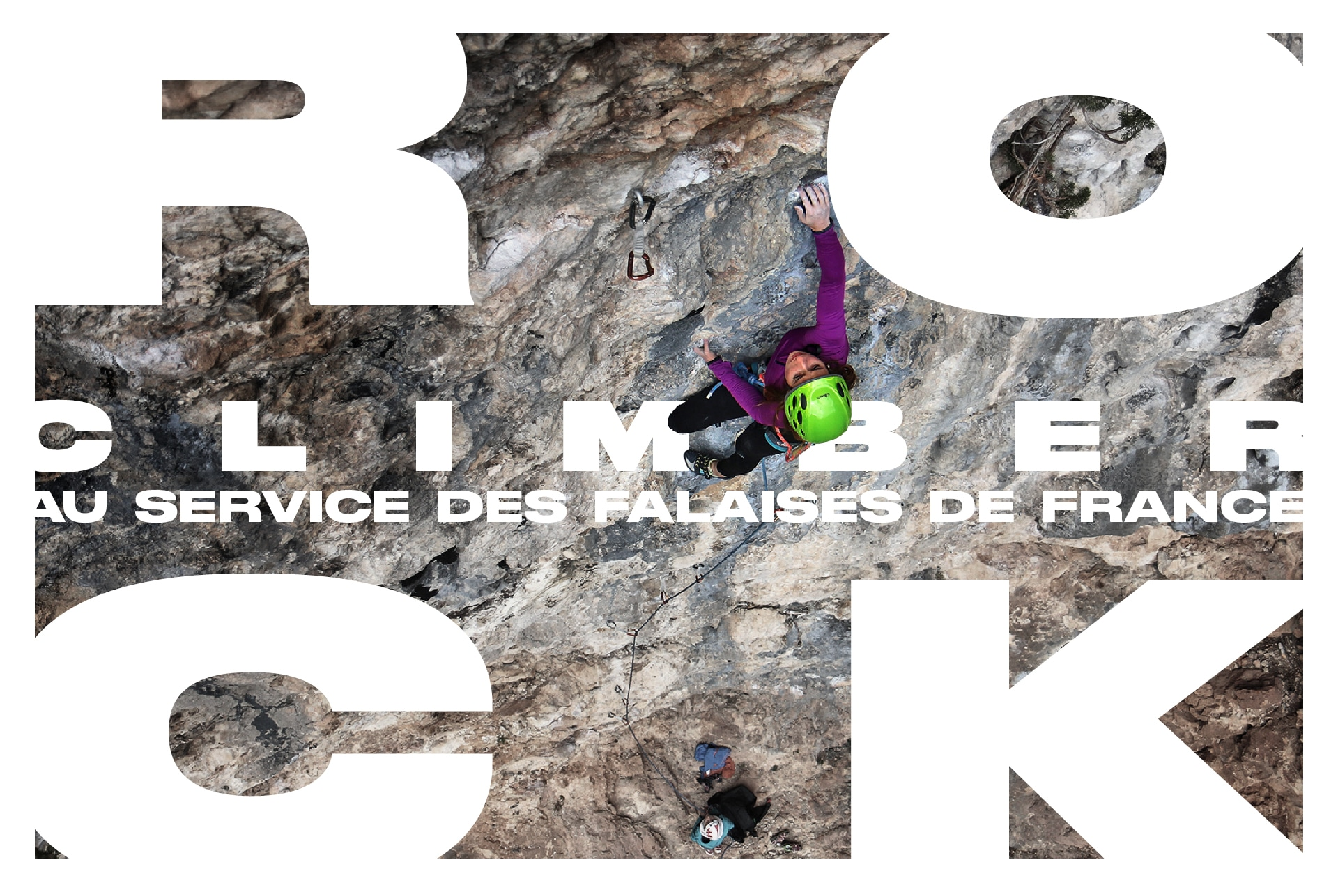 Grande Voix #31 – RockClimber, au service des falaises de France