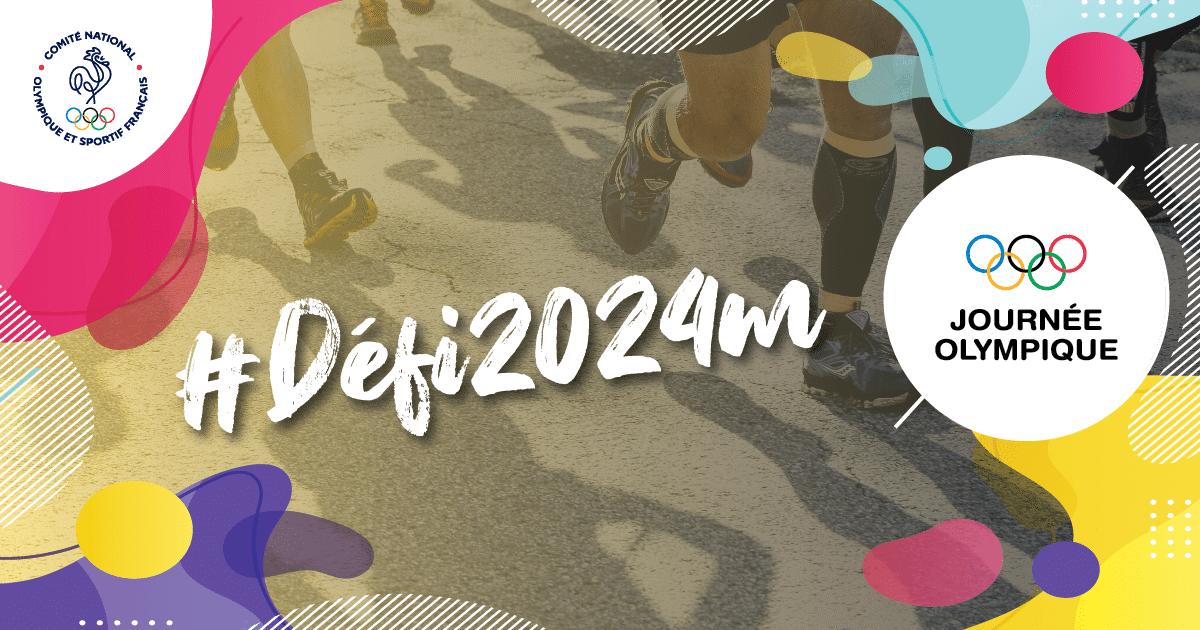 Le mardi 23 juin, une Journée Olympique, 100% digitale
