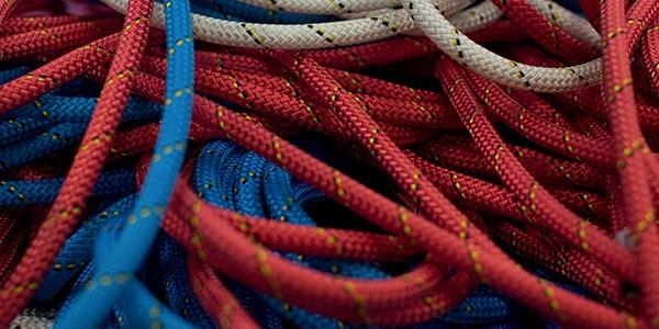 Appel à inspection cordes semi-statiques Petzl
