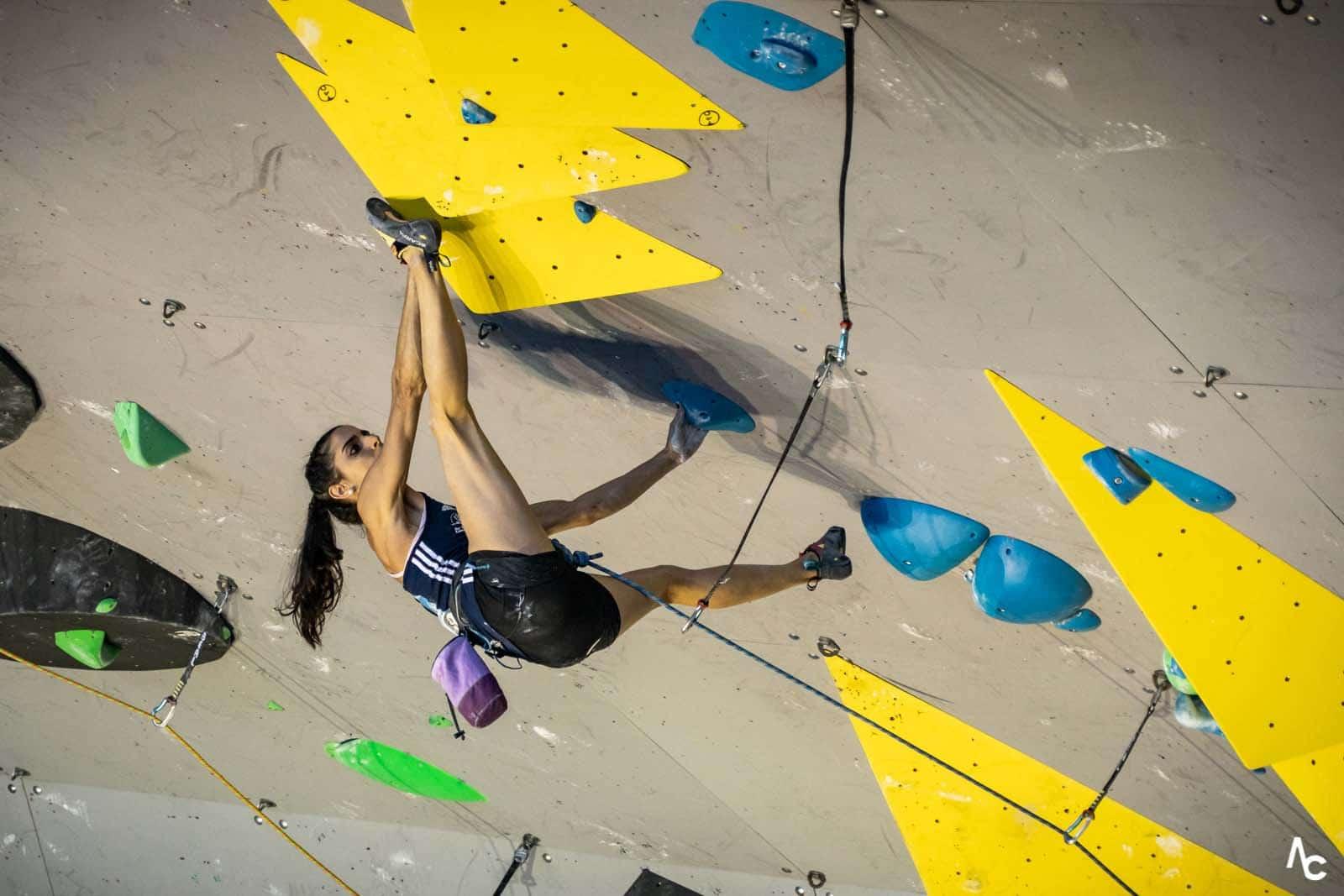 Fanny Gibert, en bronze – Coupe du monde de difficulté de Serre Chevalier – Briançon 2020