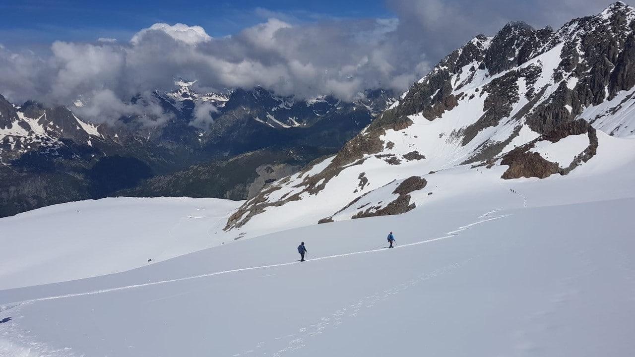 Appel à projet multi-activités : stage alpinisme pour le club ASPALA