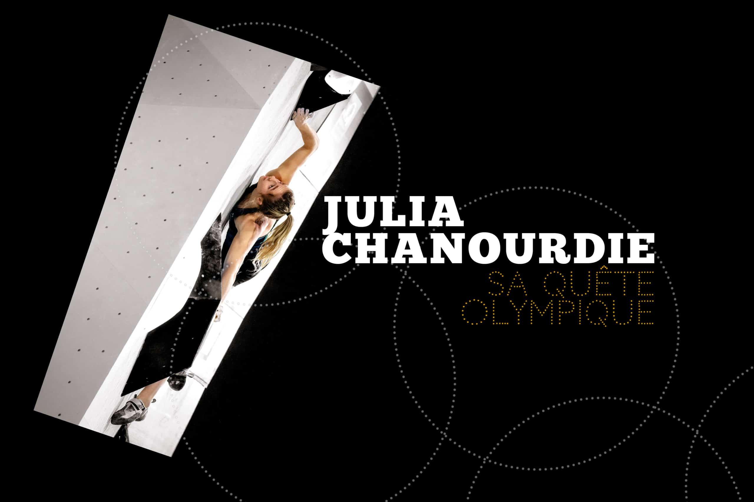 Grande voix #34 – Julia Chanourdie – Sa quête olympique