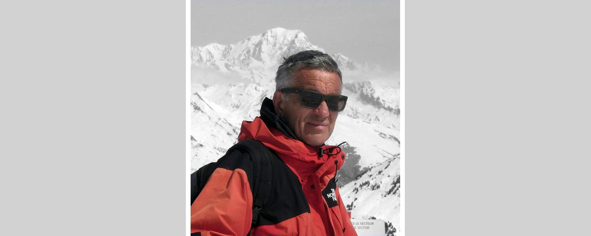 Pierre Belleudy, médecin de la FFME, est décédé