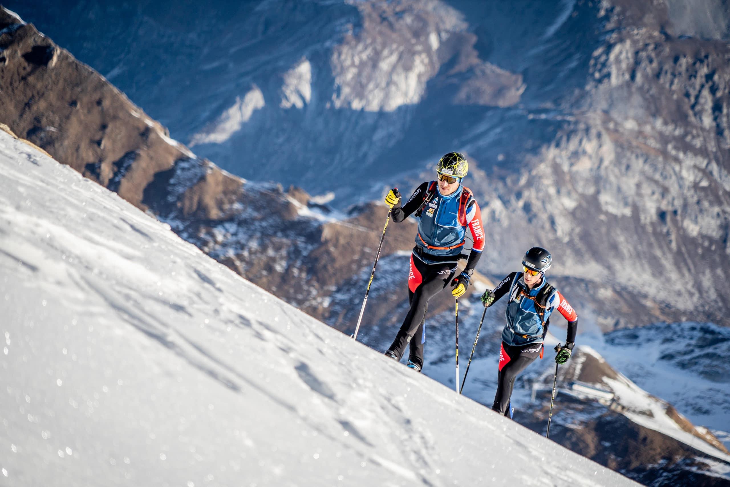 Modifications pour les championnats de France 2021 de ski-alpinisme