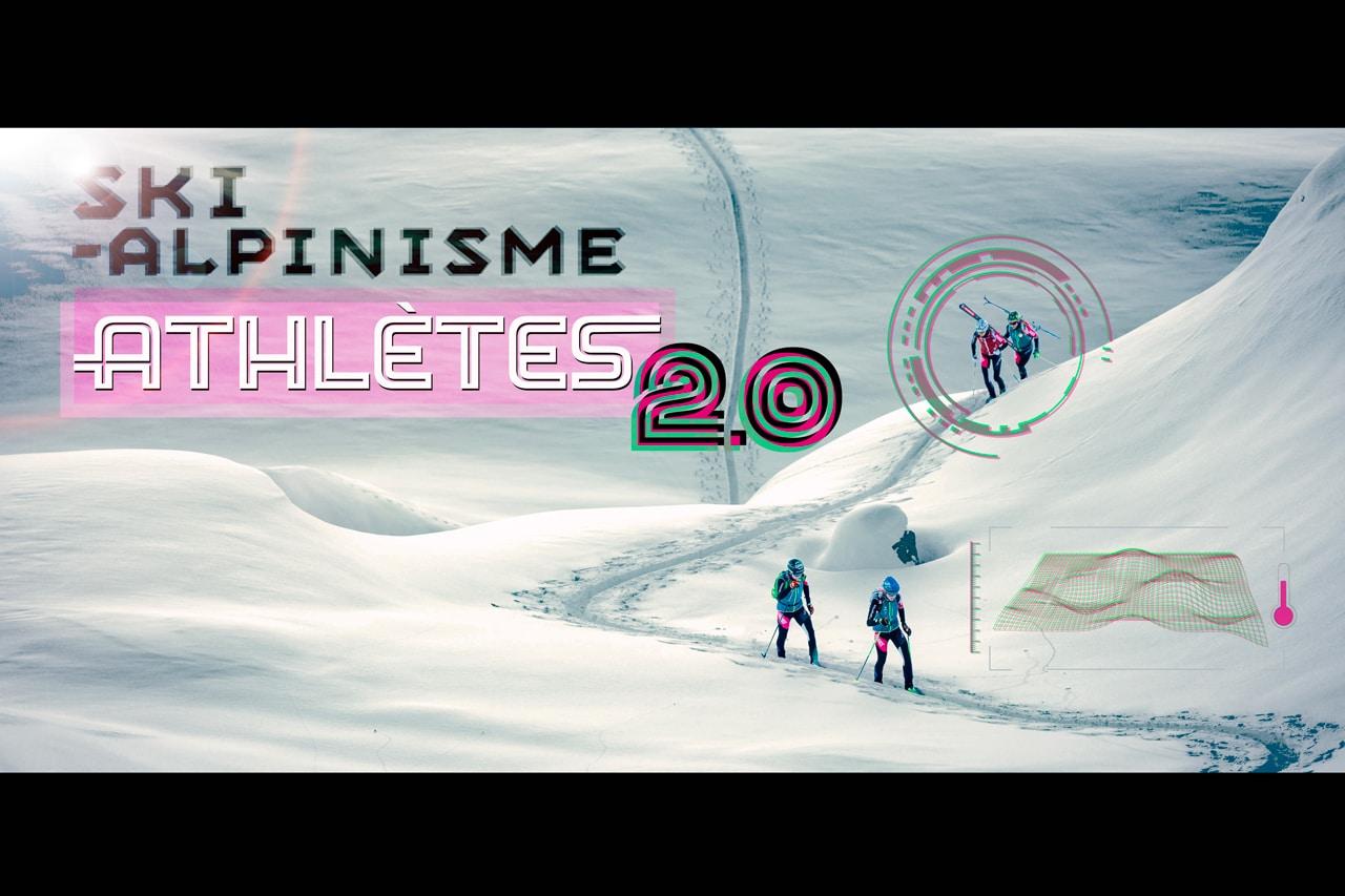 Grande voix #35 : ski-alpinisme – athlètes 2.0