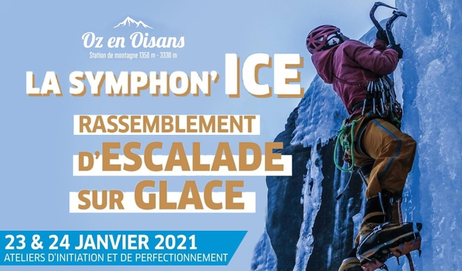 Annulation de la Symphon'ICE 2021