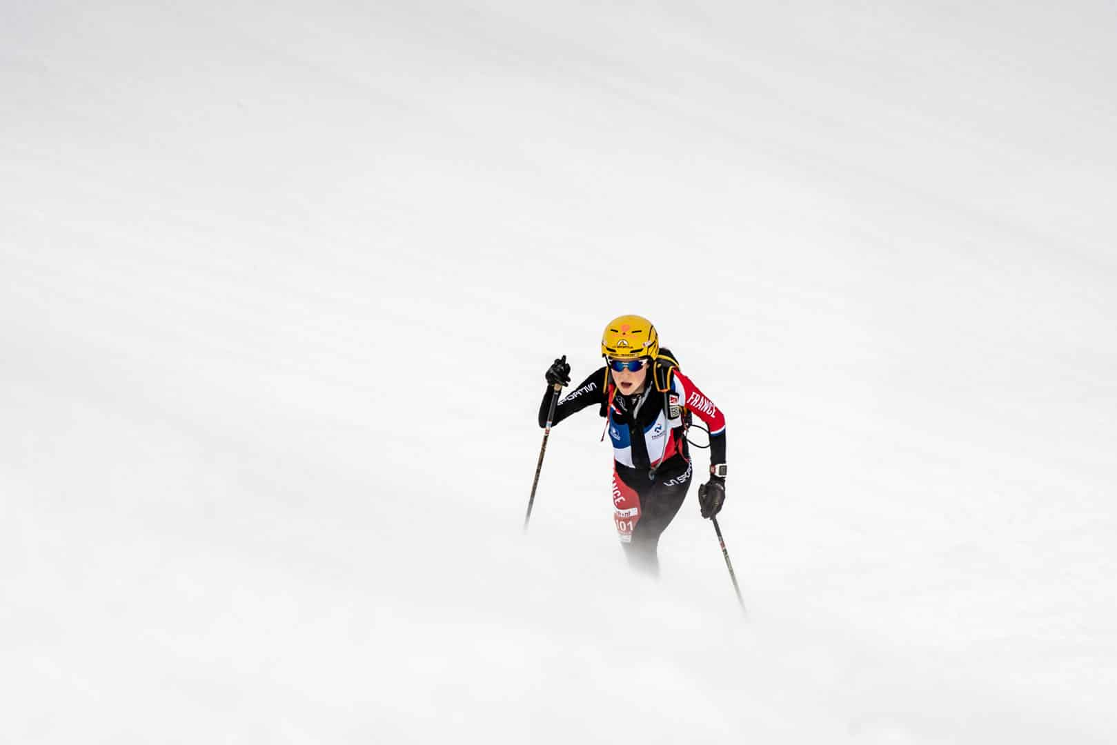 Direct infos – Février 2021 – Equipe de France de ski-alpinisme