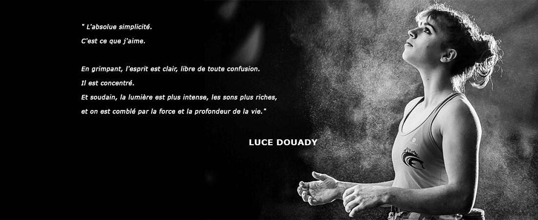 Luce Douady – Pensées sans filtre