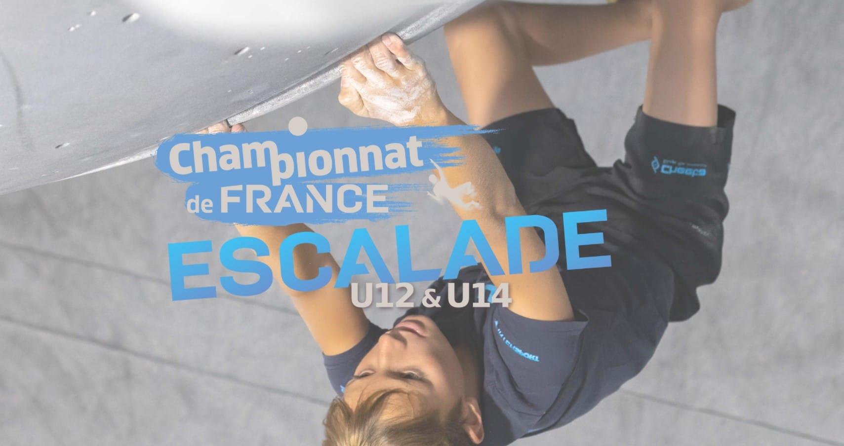 Championnat de France U12 & U14 – Toutes les infos