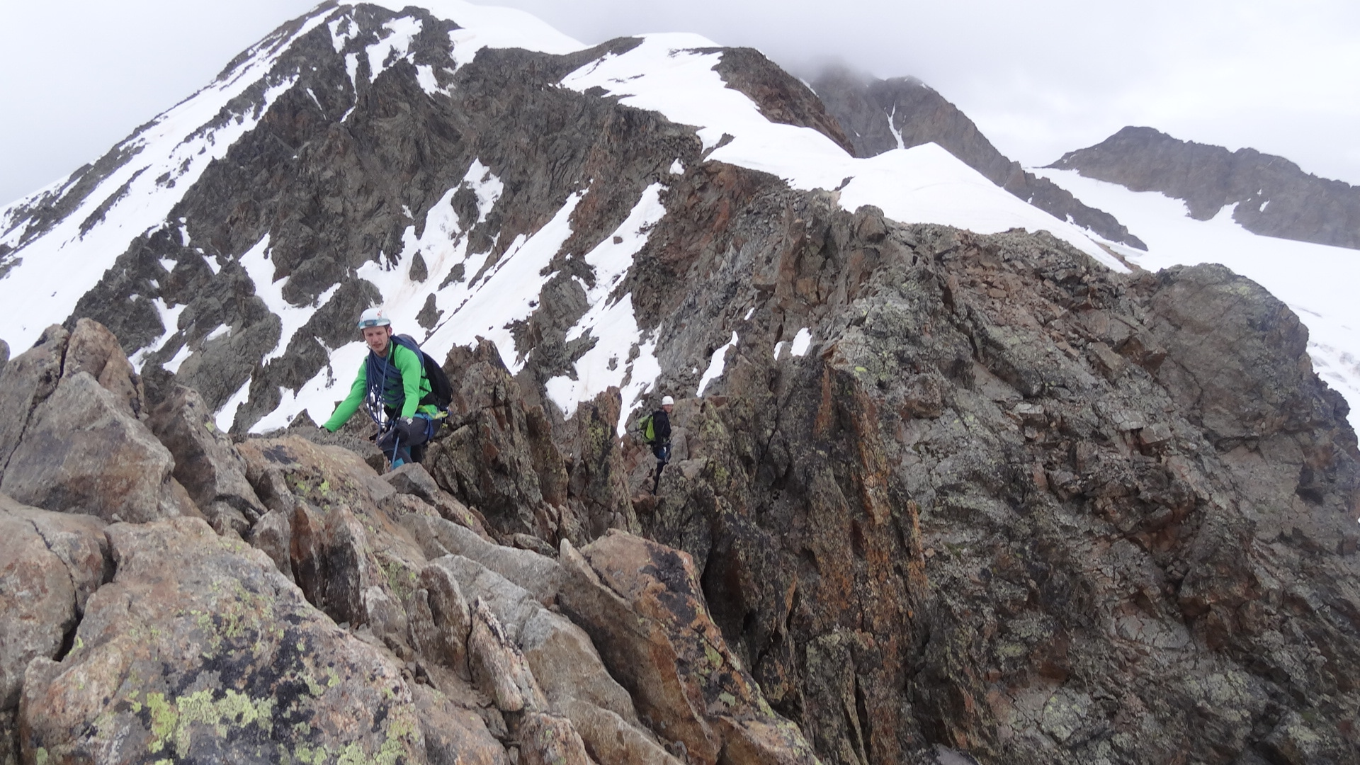 Poursuite des sorties montagne pour le club ARDESCA (07)