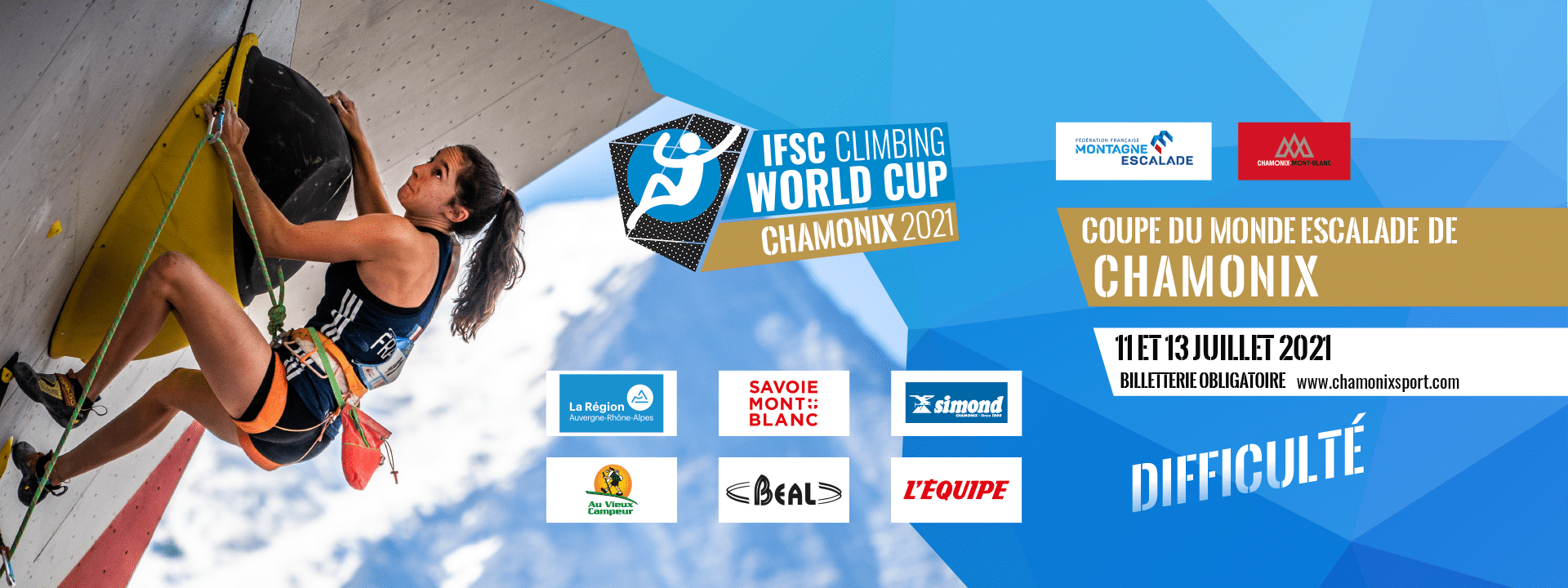Coupe du monde Chamonix 2021 infos