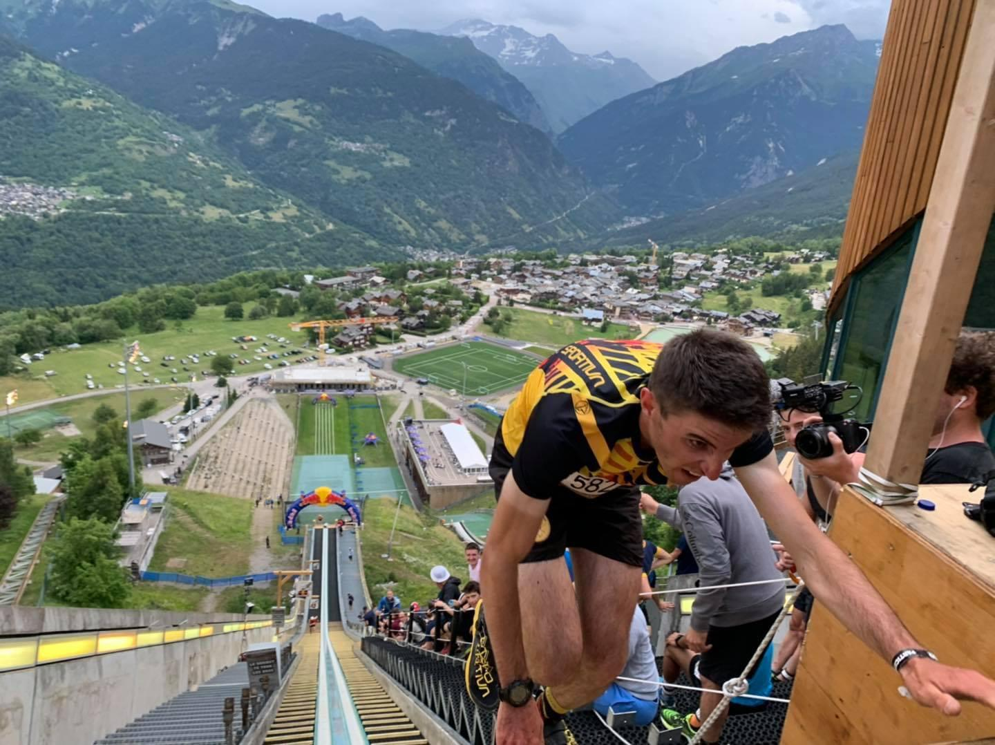 les skieurs-alpinistes remportent le Red Bull 400