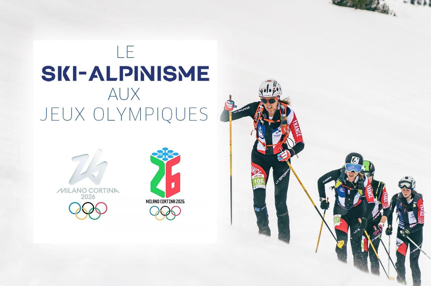 Ski-alpinisme olympique