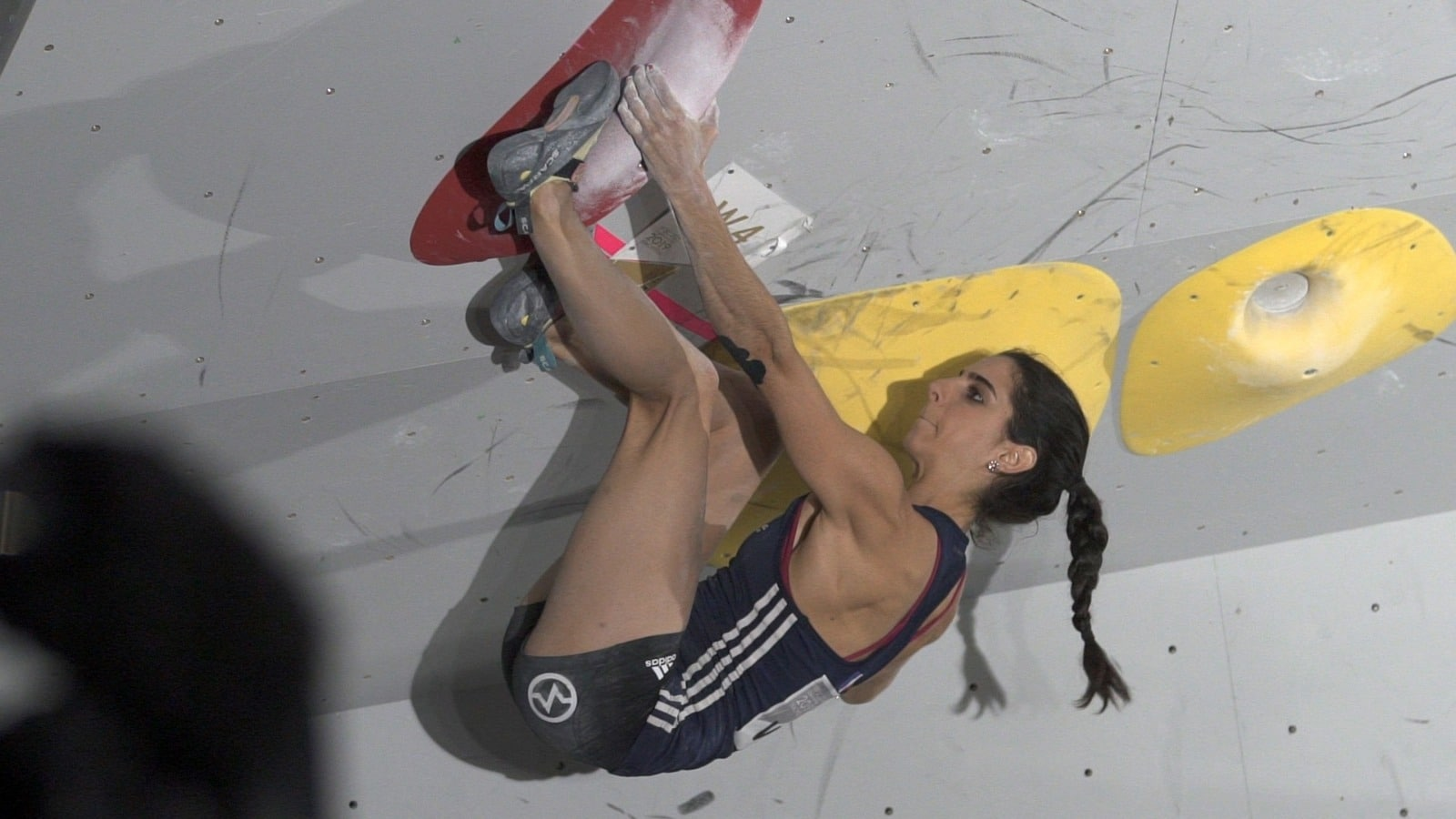 Fanny Gibert à un cheveu de la finale