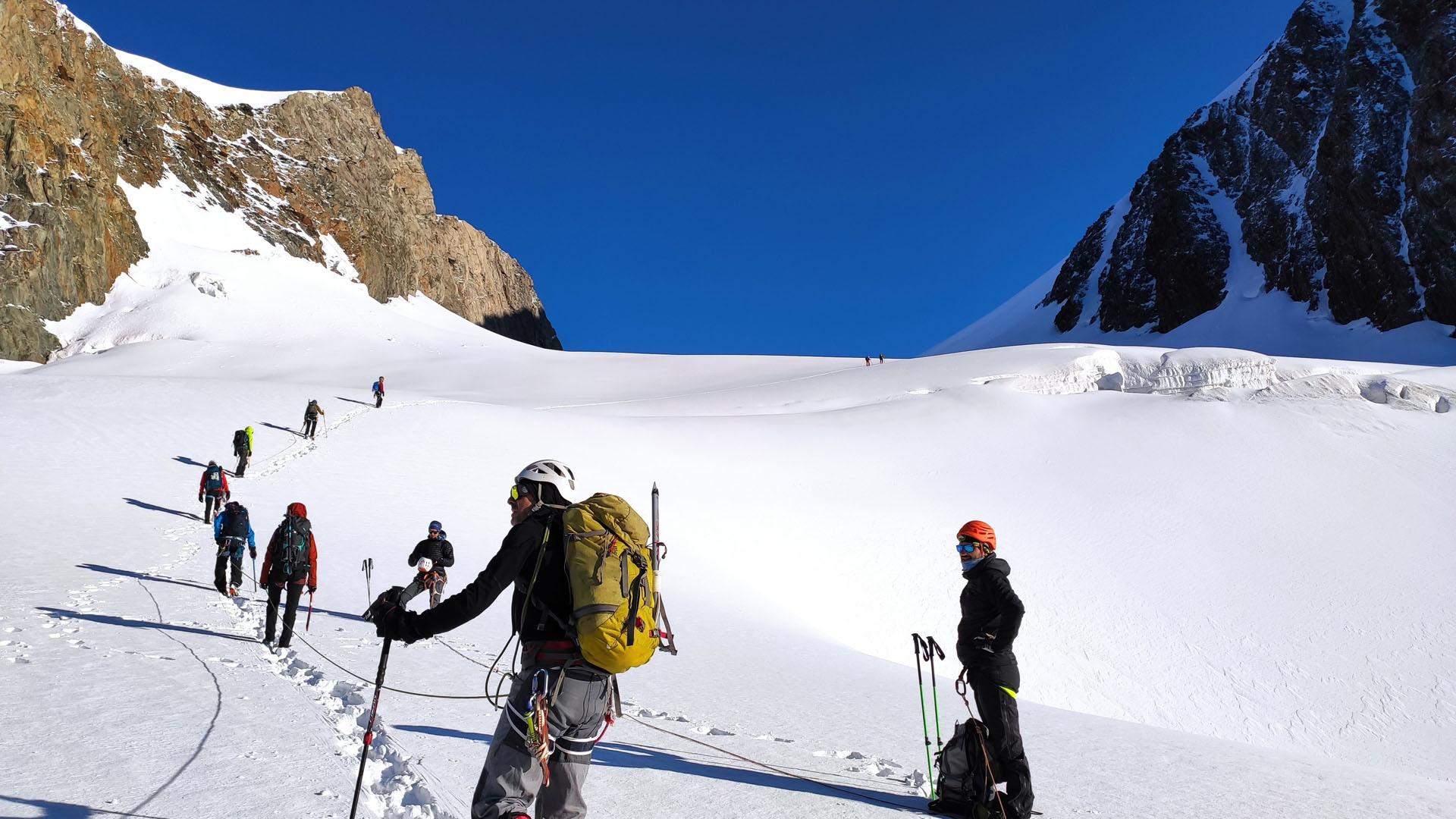 Retour sur le projet «Découverte Alpinisme» du club GERC